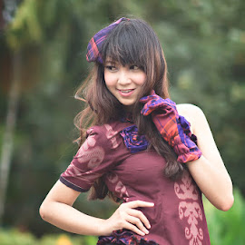 Adhisty Putri by Muhammad Fadil - People Fashion