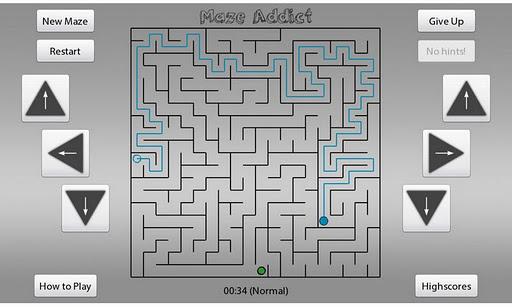 Maze Addict