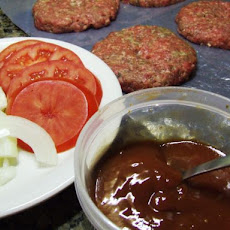 Gerry's  Sauced Hamburgers