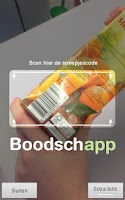 Screenshot of Boodschapp