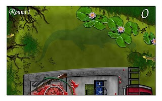 Screenshot of Gator Hunter