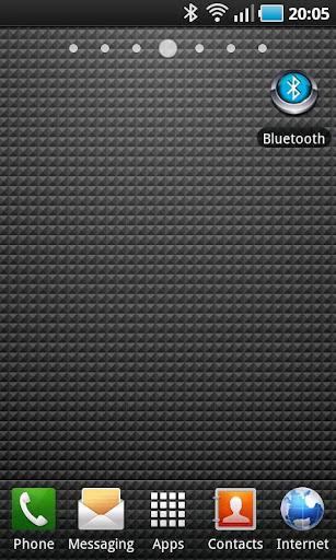 Perfect Bluetooth Toggle Widge