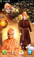 Screenshot of Swami Vivekanand Wallpaper LWP