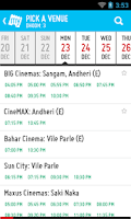 Screenshot of BookMyShow–Movie Tickets,Plays