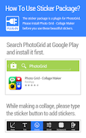 Screenshot of Yuppie - Photo Grid Plugin