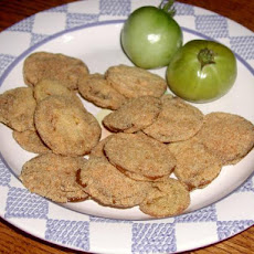 Fried Green Tomatoes (From Ruben Studdard's Favorite Restaurant)