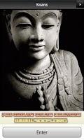Screenshot of Koans Zen Buddhism FREE