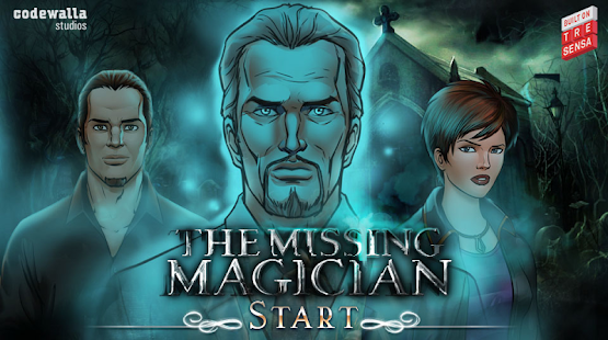 Missing Magician - screenshot