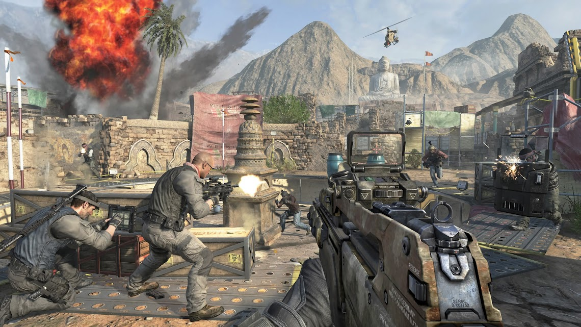 Apocalypse DLC for Call Of Duty: Black Ops II coming to PC and PS3 later this month