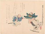 RIJKS: Tamate Baishû: print 1860