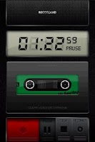 Screenshot of Recordoid Dictaphone Lite