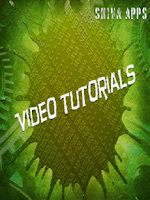 Screenshot of Video Tutorials