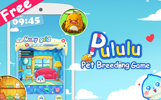 Screenshot of Pululu Cute Pet Casual Game
