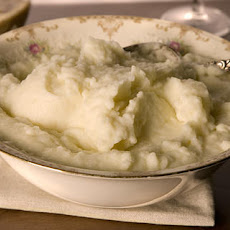 Sour Cream Mashed Potatoes Recipe
