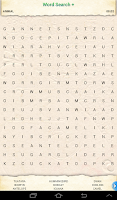Screenshot of Word Search +