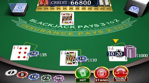 BLACKJACK 3D - screenshot
