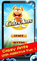 Screenshot of Crazy Ants - Raise on Screen