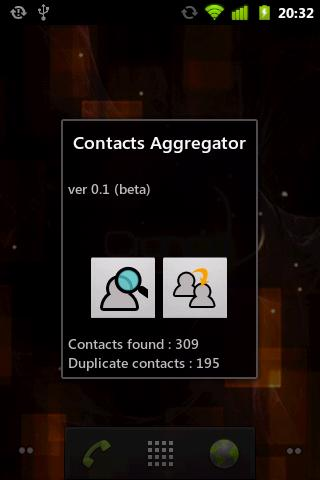 Contacts Aggregator