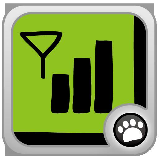 信号测量100% 通訊 App LOGO-APP試玩