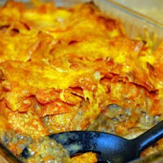 Weight Watchers Dorito Lasagna