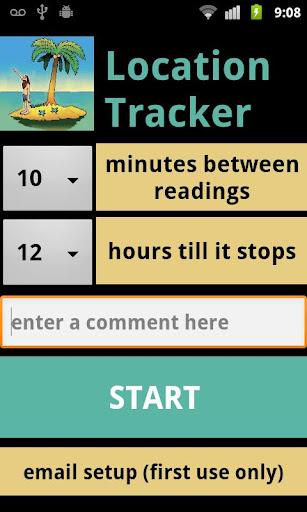 Location Tracker