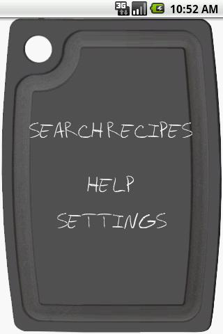 Recipes Book Key