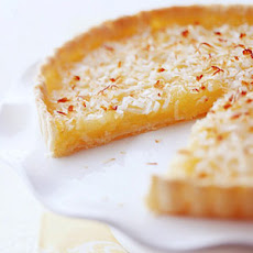 Pineapple-Coconut Tart