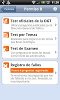 Screenshot of TodoTest: Test de conducir