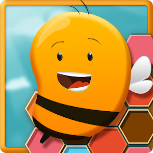 Disco Bees is a bee-autiful, bee-dazzling matching puzzle game! APK Icon