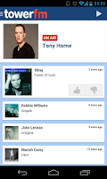 Screenshot of Tower FM Radio