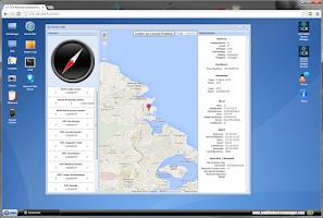 Screenshot of 3CX DroidDesktop 2
