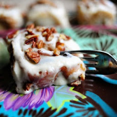 Chocolate Chip Cookie Sweet Rolls