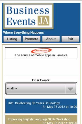 Business Events Jamaica