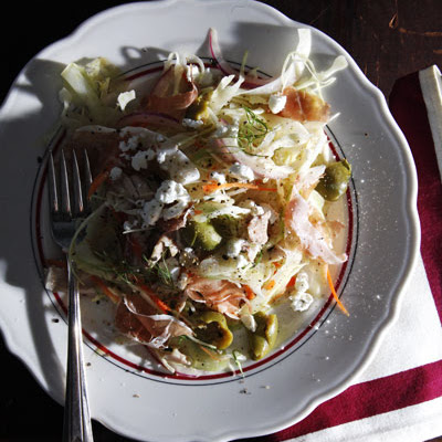 Jar Restaurant's Chopped Salad