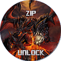 App Angel's and Demons lock screen apk for kindle fire