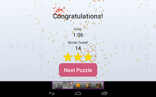 Screenshot of Word Hunt - Word search game