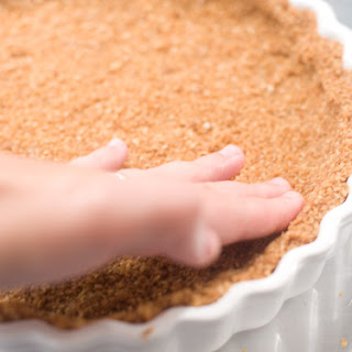 Oat Crumble Crust