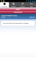 Screenshot of American National Bank