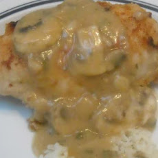 Chicken and Lemon Pepper Sauce