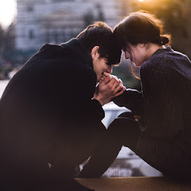 You and me by Diana BlackDot - People Couples ( love, couple, portrait )