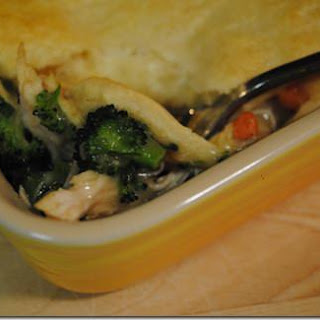 Turkey & Vegetable Pot Pie
