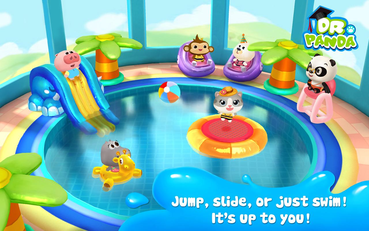 Dr. Panda's Swimming Pool Screenshot 18