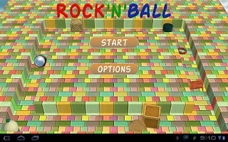 Screenshot of RocknBall Free