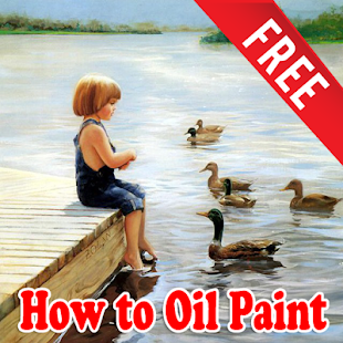 How to Oil Paint - screenshot