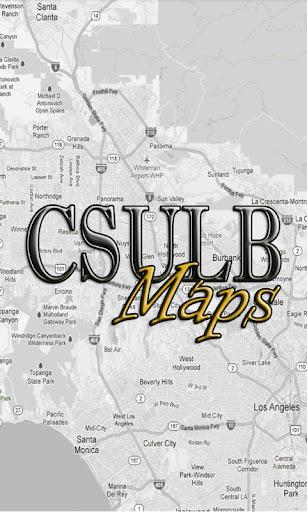 CSULB Maps