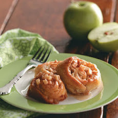 Apple Pinwheels