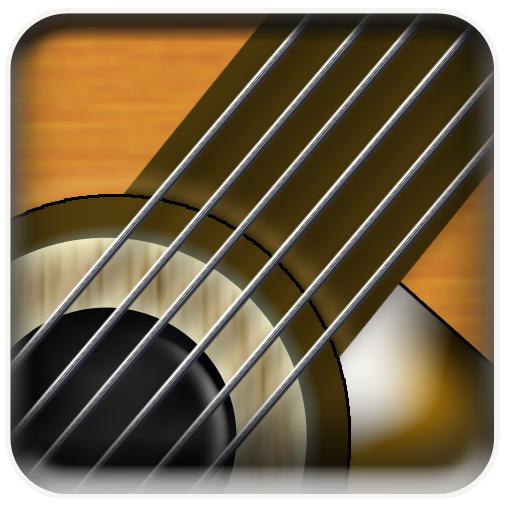 聲吉他fretboard的 LOGO-APP點子