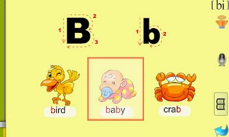 Screenshot of Kids ABC Alphabet and IPA Game