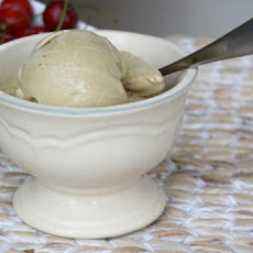 Coconut Caramel Ice Cream