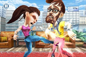 Screenshot of Hipster Smackdown